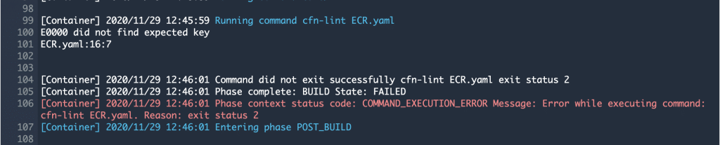 How to use cfn-lint and cfn-nag to verify CloudFormation templates