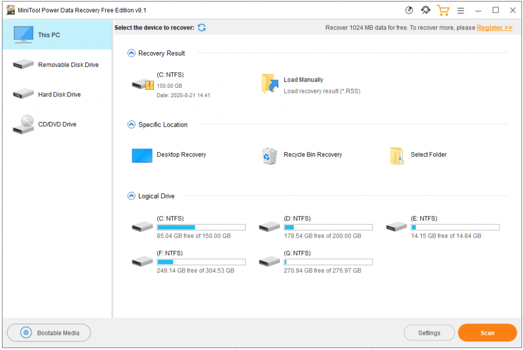 4 recover deleted files