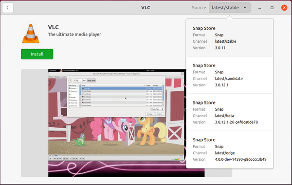 VLC Media Player 3.0.12 released with Apple Silicon Support