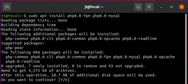 How to install PHP 8.0 and PECL extensions on Ubuntu 20.04, 18.04, 16.04