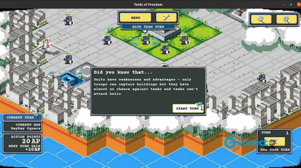 Tanks for free turn-based strategy games
