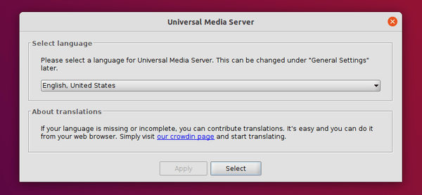 How to install and set up a universal media server on Ubuntu 20.04