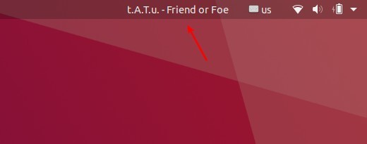 Show Spotify playing songs in the top bar of Ubuntu 20.04 via extension