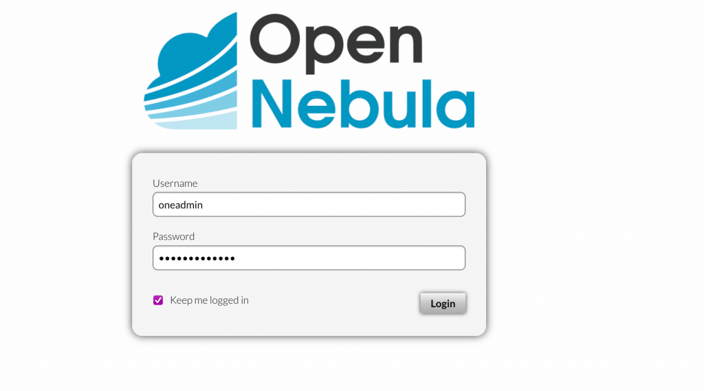 Install opennebula front end debian 10 01