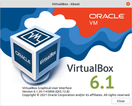 VirtualBox 6.1.20 released with Linux kernel 5.11 and 5.12 support