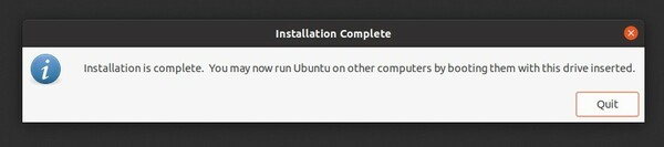 How to create a bootable USB installer for Ubuntu 21.04/20.04