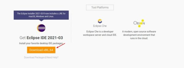 How to install (remove) Eclipse IDE on Ubuntu 21.04, 20.04 Official method
