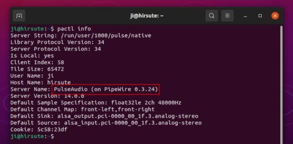 How to enable PipeWireAudioService on Ubuntu 21.04 to replace PulseAudio