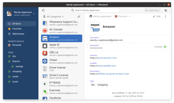 How to install 1Password on Ubuntu via the official repository
