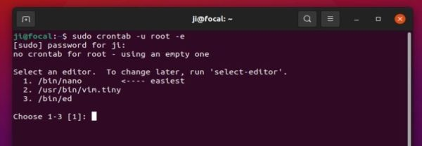 How to create scheduled tasks in Ubuntu for daily / weekly / monthly jobs