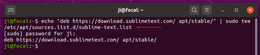 Sublime Text 4 has been released!How to install from the official repository